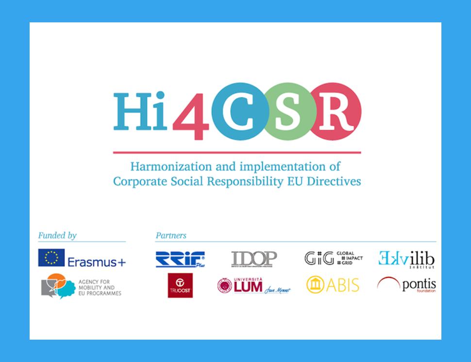Project Hi4CSR