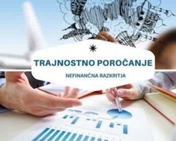Trajnostno/nefinančno poročanje
